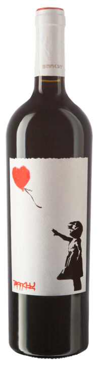 Banks Balloon Girl Frappato DOC Sicilia 75 cl front