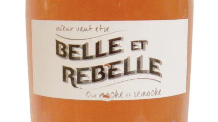 Belle et Rebelle flaska