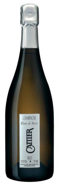 Cattier Champagne Brut Blanc de Noirs