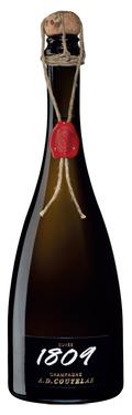 Champagne A.D Coutelas Cuvee 1809 Brut