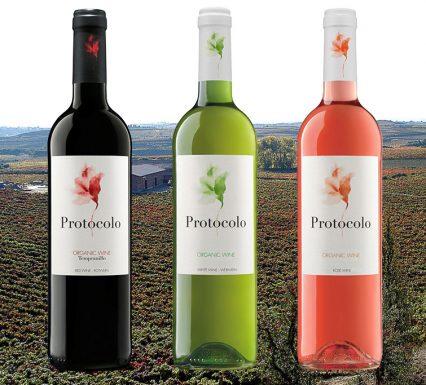 Ekologiskt vin Protocolo
